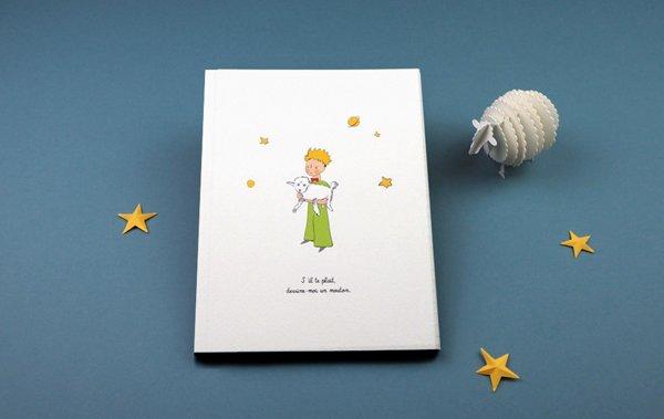 Cahier Enfant Le Petit Prince