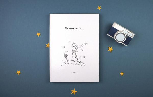 Livre Photo Le Petit Prince
