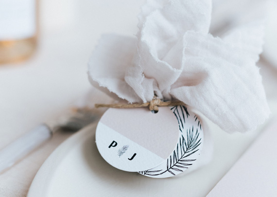 Etiquette Cadeau Mariage
