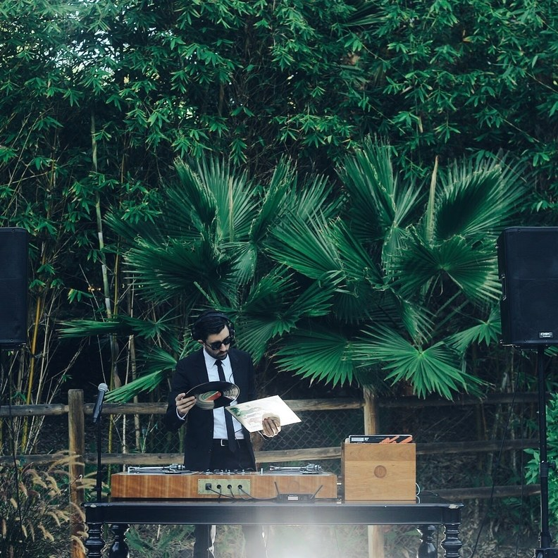 DJ Pinterest