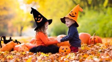 enfants-Halloween