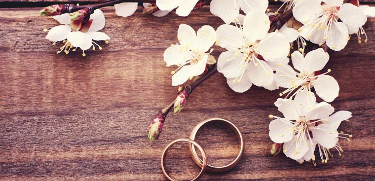 alliance pour renouvellement voeux de mariage