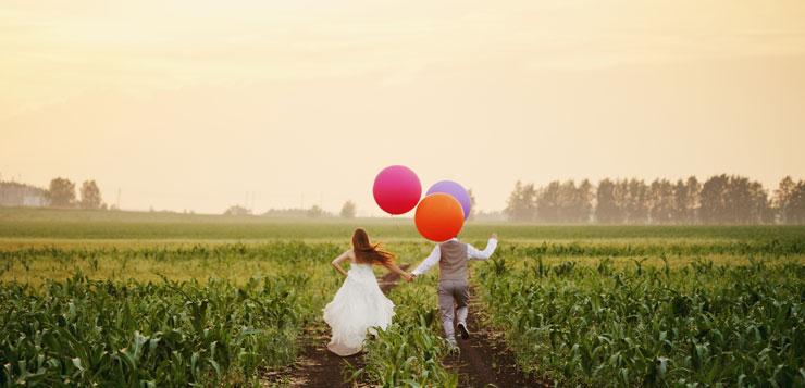 ballon-mariage