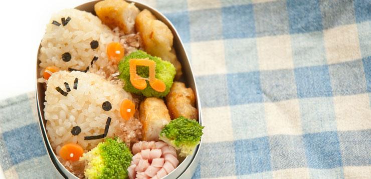 enfants legumes