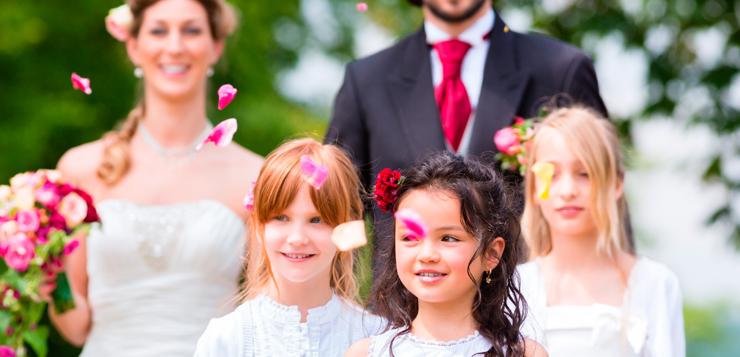cortege mariage enfants