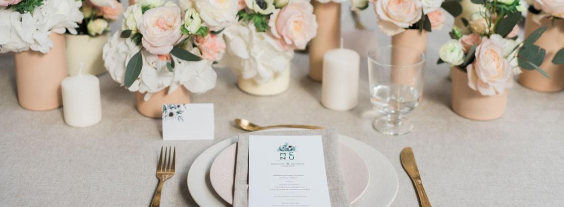 Décoration floral pour votre mariage