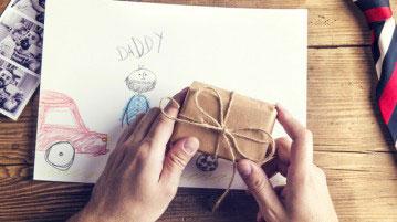 Cadeau pour la fête des pères