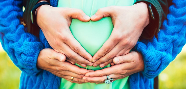 haptonomie enceinte