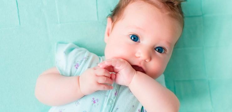 langage signes bebe