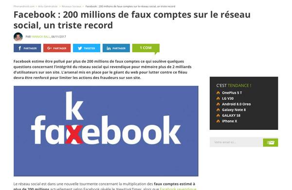 les-faux-comptes-de-facebook