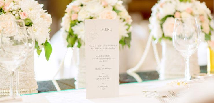 Comment r ussir son plan de table - Comment faire son plan de table mariage ...