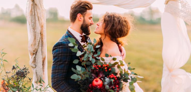 mariage boheme folk