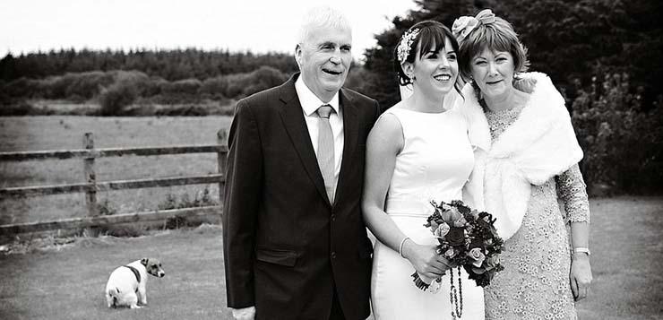 photobomb mariage