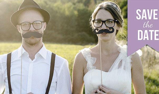 save the date : un faire part mariage