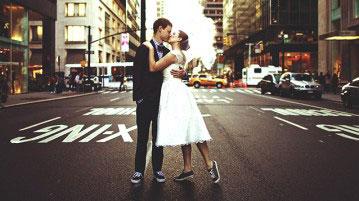 se marier en basket