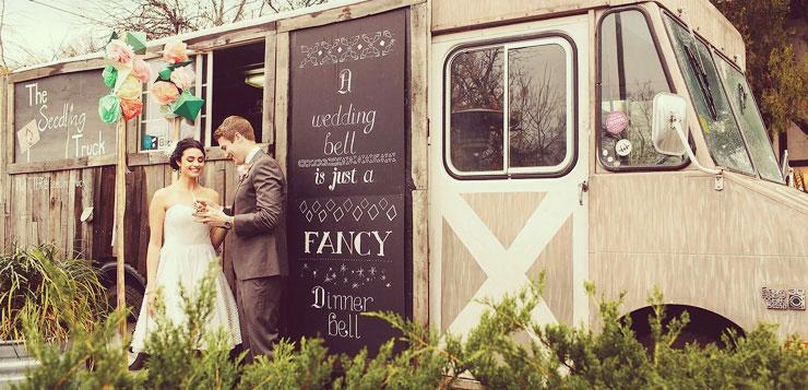 food truck vintage pour son mariage