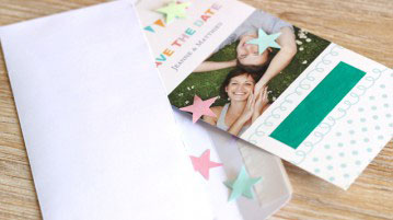 DIY : personnalisez vos save the date