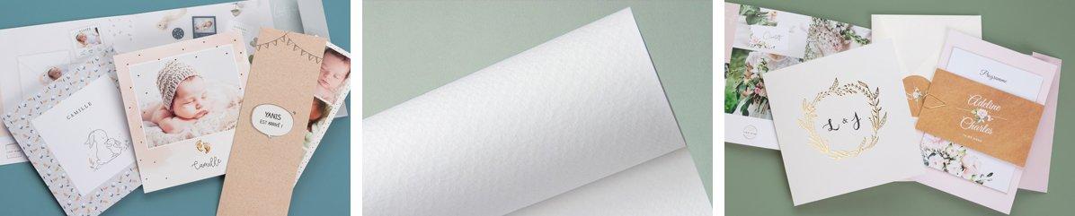 Enveloppes de couleur