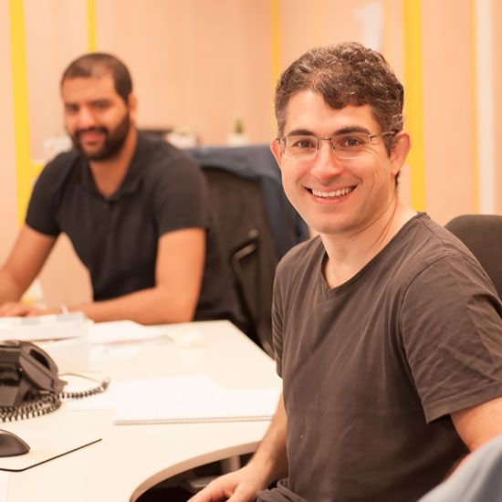 Nos développeurs