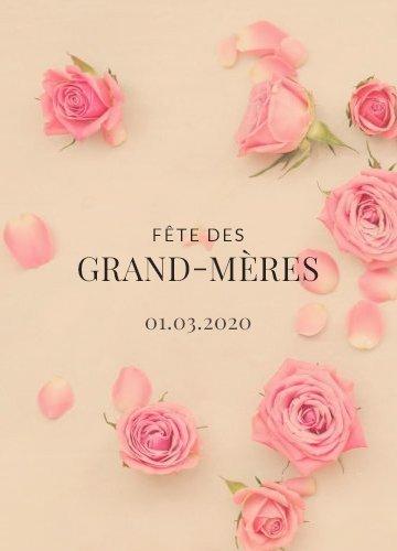 Fête des grand-mères
