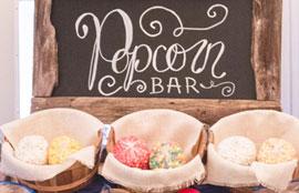 Bar Pop-corn