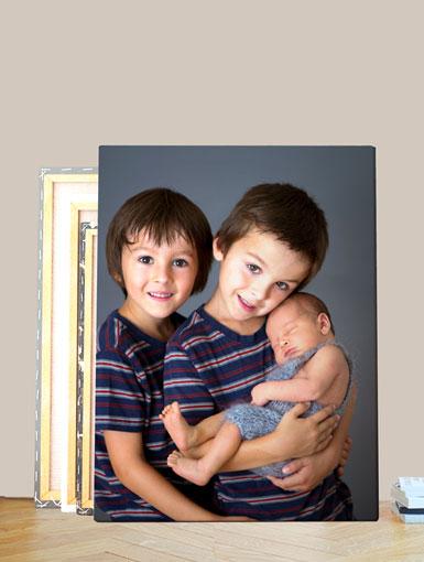 Toiles photo personnalisée