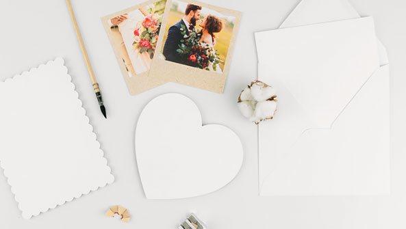 Création faire part mariage