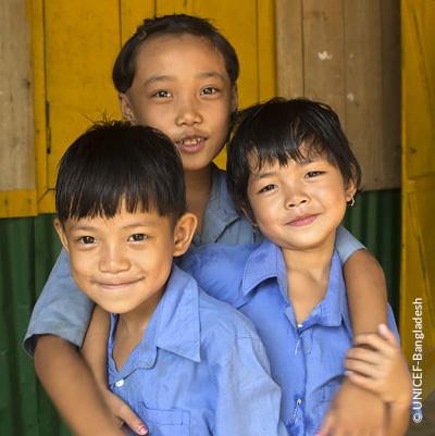 UNICEF Jannatul Mawa